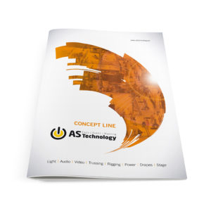 AS technology, Concept Line, Brochure