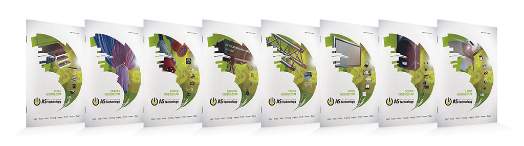 AS technology-Vademecum Line-Brochures